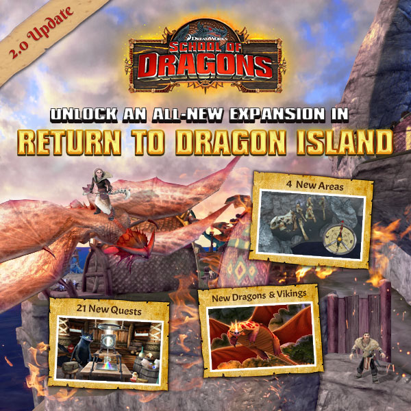 Cars That Start With Ad >> Return to Dragon Island | Dreamworks School of Dragons ...