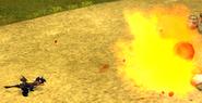 Bby Dramillion fire