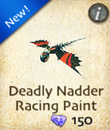 Deadly Nadder Racing Paint