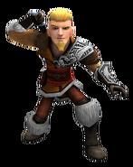Harald sod model 1