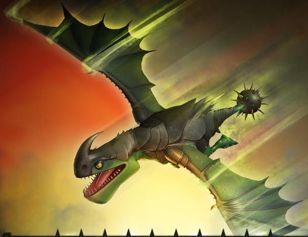 Ridgesnipper   Dreamworks School of Dragons Wiki   Fandom