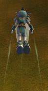 SW Female Armor Dive