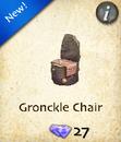Gronckle Chair