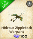 Hideous Zippleback Warpaint