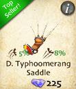 Defenders Typhoomerang Saddle