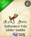 Defenders Tide Glider Saddle