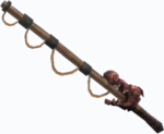 Unused fishing pole 1