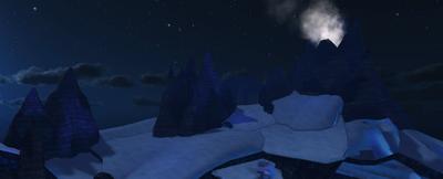 Icestorm mountain