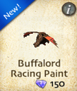 Buffalord Racing Paint