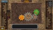 Cogs solution 3