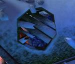 Icestorm house hole