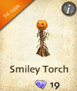Smiley Torch