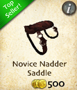 Novice Nadder Saddle