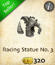 Racing Statue No. 3