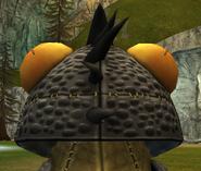Hobda male head 3