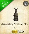 Ancestry Statue No. 4