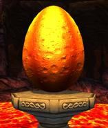 Timber egg