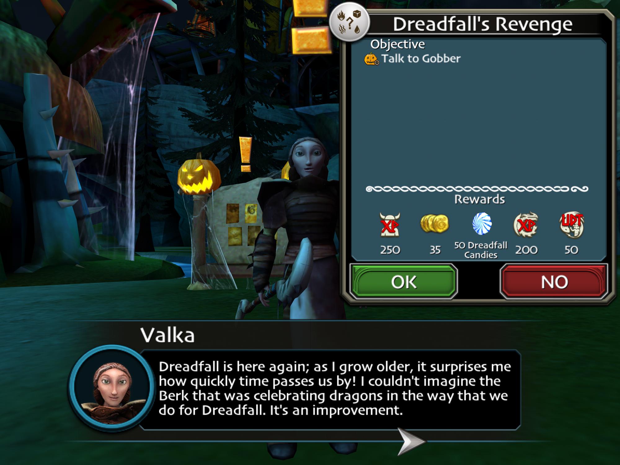 Dreadfall's Revenge   Dreamworks School of Dragons Wiki ...