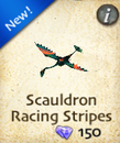 Scauldron Racing Stripes
