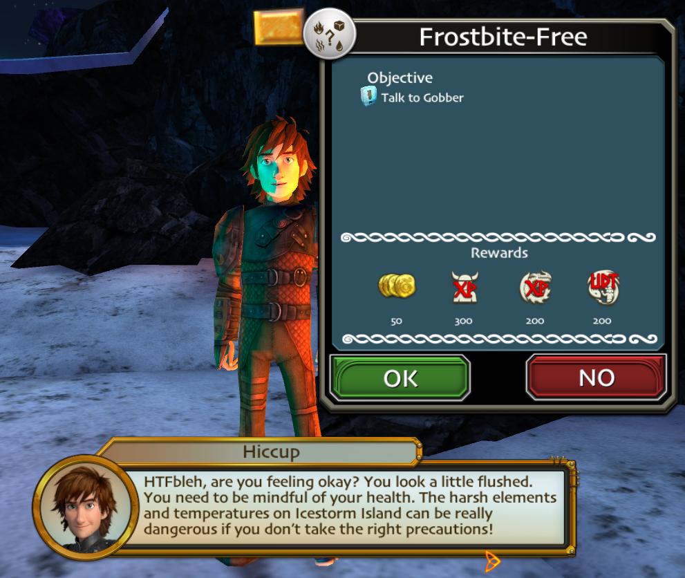 b59d5709 Frostbite-Free | Dreamworks School of Dragons Wiki | FANDOM powered ...