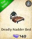 Deadly Nadder Bed