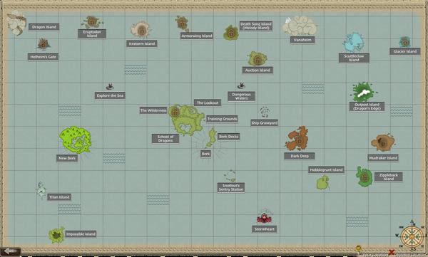Map v3 begin
