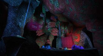 Hobgobbler nest wall climbing 1