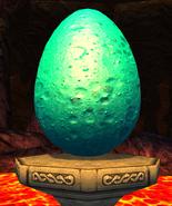 Scauldron egg