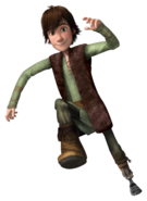 Hiccup first model 1