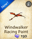 Windwalker Racing Paint