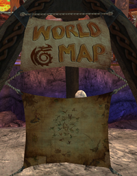 World map 3