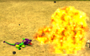 Bby TStrike fire