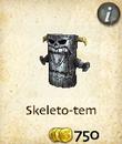 Skeleto-tem