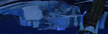 Icestorm viknig glacy