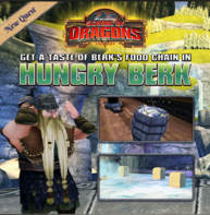 Quest hungryberk
