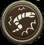 Eel roast icon