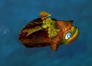 Bby buff swim