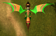 Flame Whip rpaint (top)