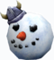 Snoggleprize snowman head