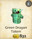 Green Dragon Totem