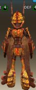 Store Armor Ruffnut back
