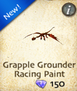 Grapple Grounder Racing Paint