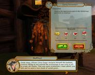 Going berserker quest intro