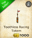 Toothless Racing Totem
