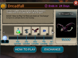 Dreadfall Event