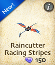Raincutter Racing Stripes