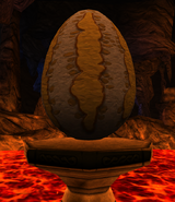 Buff bef egg