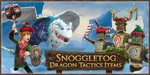 Snoggletog tactics banner