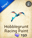Hobblegrunt Racing Paint