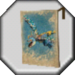 Item bucket's painting of stormfly